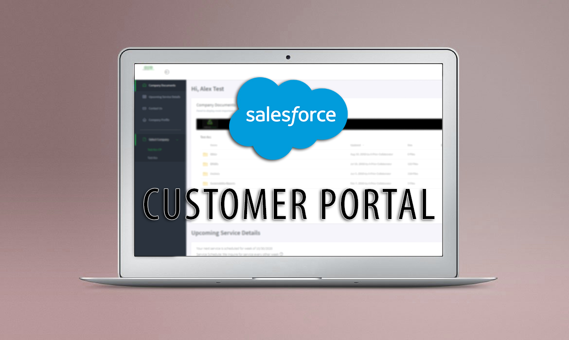 Salesforce Customer Portal