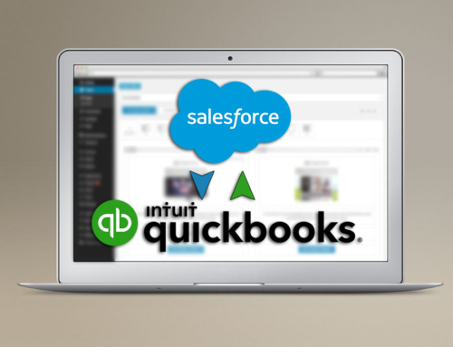 SalesForce to Quickbooks Connector