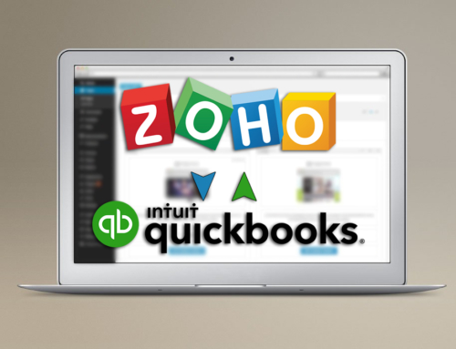 Zoho CRM to QuickBooks Connector