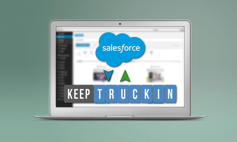 Salesforce Keeptruckin Integration